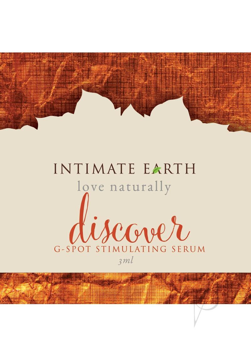 Intimate Earth Discover G-spot Stimulating Serum 3ml